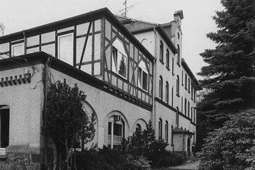 Das ehemalige Wiederholdsche Gutshaus von 1902