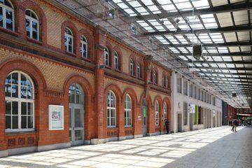 Hauptbahnhof Kassel, Nordseite