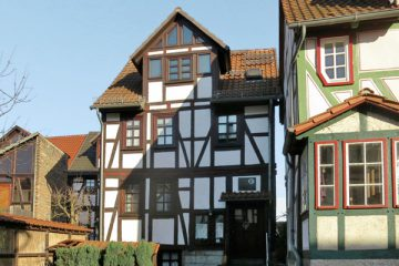 """""""Märchenhaus II"""" in der Brüder-Grimm-Straße."""