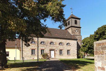 Die evangelische Thomaskirche.