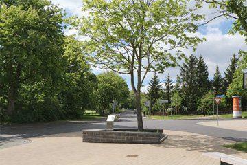 Der Ottokar-Knierim-Platz