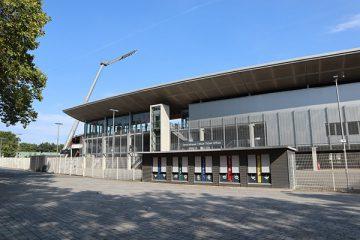 1953 eingeweiht und von 2003 bis 2010 runderneuert: das Auestation.