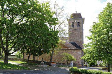 Ev. Johannis-Kirche in Wolfsanger